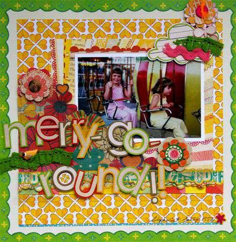 Merry - Go - Round!!