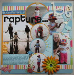 Rapture...Beach Babe page 1