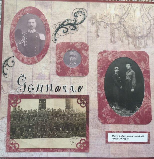 Capobianco heritage album