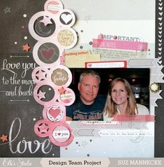 LOVE YOU TO THE MOON & BACK | *ELLE'S STUDIO