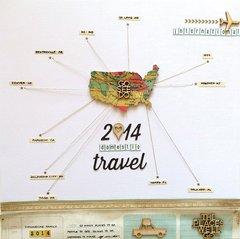 2014 Domestic Travel