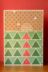Season's Greetings Card | *Elle's Studio | Noel Collection