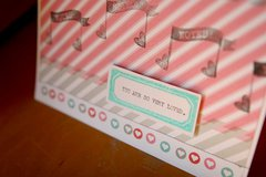 YOU ARE SO VERY LOVED CARD   *Elle's Studio