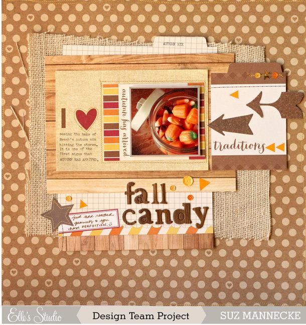 I <3 Fall Candy   *Elle's Studio