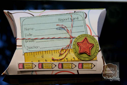 teacher gift card box - male - unity