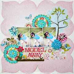 Model Away **BasicGrey Picadilly**