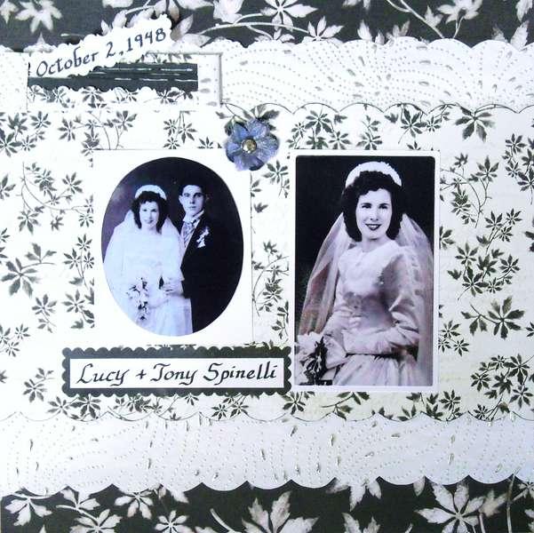 A 1948 Wedding
