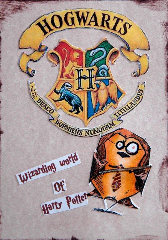 Harry Potter Crazy Bird