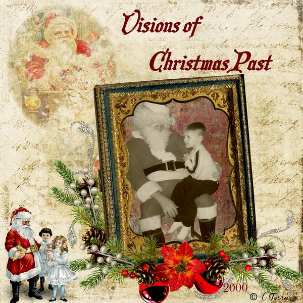 Visions of Christmas Past