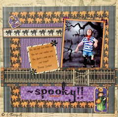 Spooky Halloween 2014