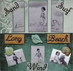 Sand Surf & Wind