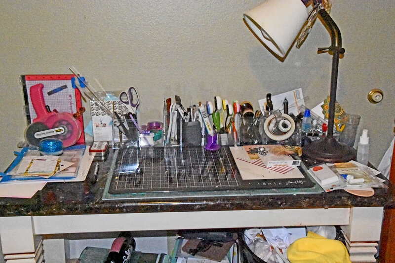 March Mini #5 Desk