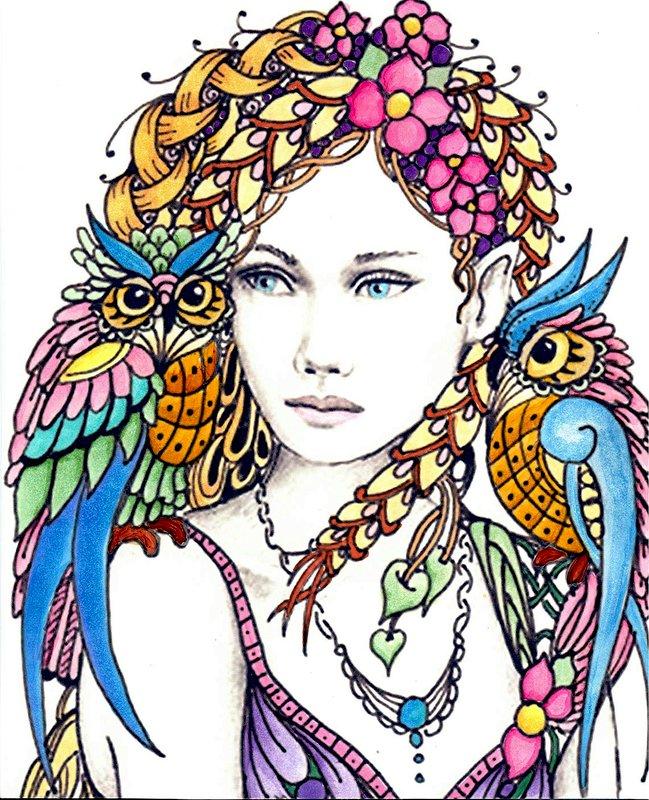 NJB Fairy Tangle