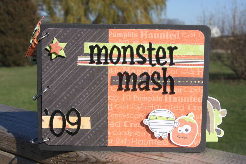 Monster Mash - Front Cover