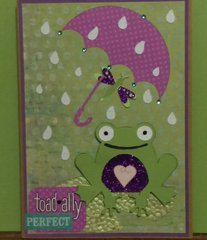 Toad-ally Perfect