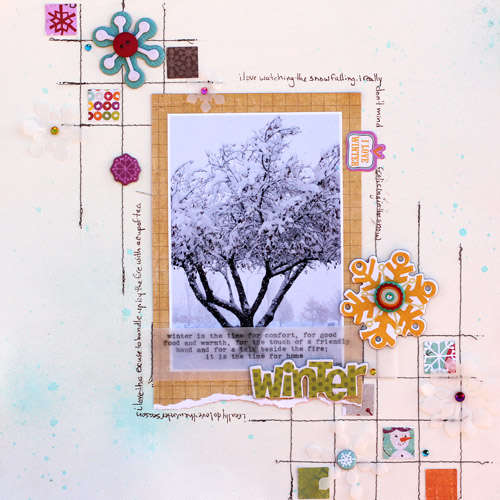 Winter [Crate paper]