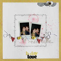 b-day Love [new lily bee]