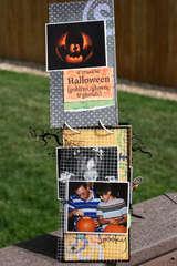 Boo Halloween album page 2