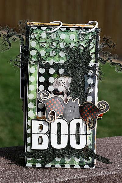 Boo Halloween Album Cover