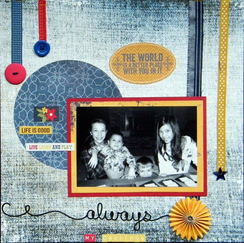 Always--My Darlings