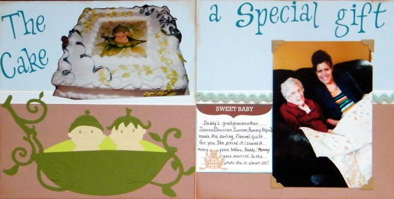 The Cake and A special Gift
