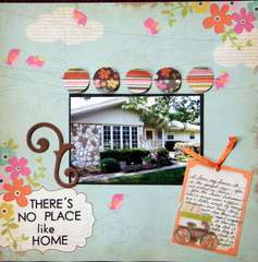 for the NSBD challenge: There's No Place Like Home