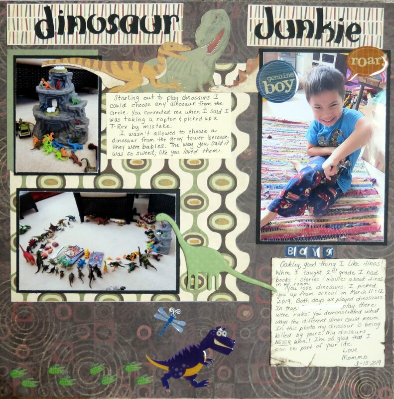 Dinosaur Junkie