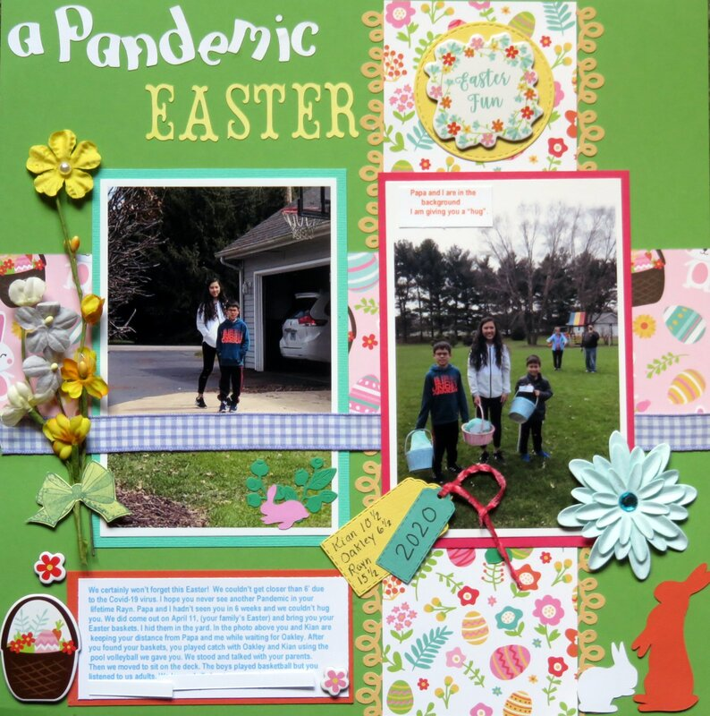 a Pandemic Easter