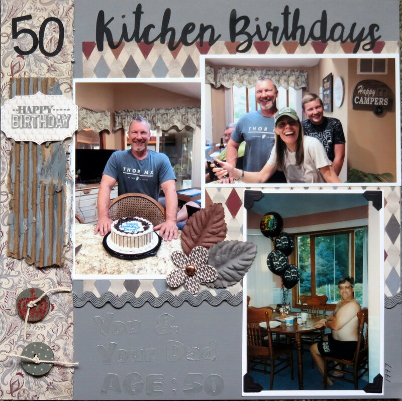 50 Kitchen Birthdays