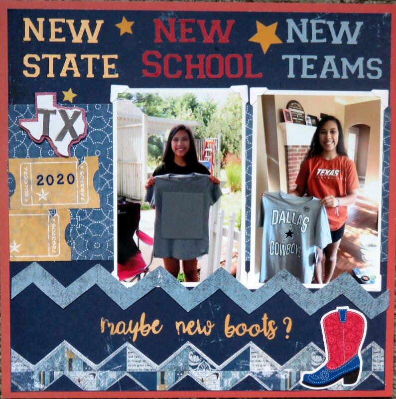 New State, New School New Team