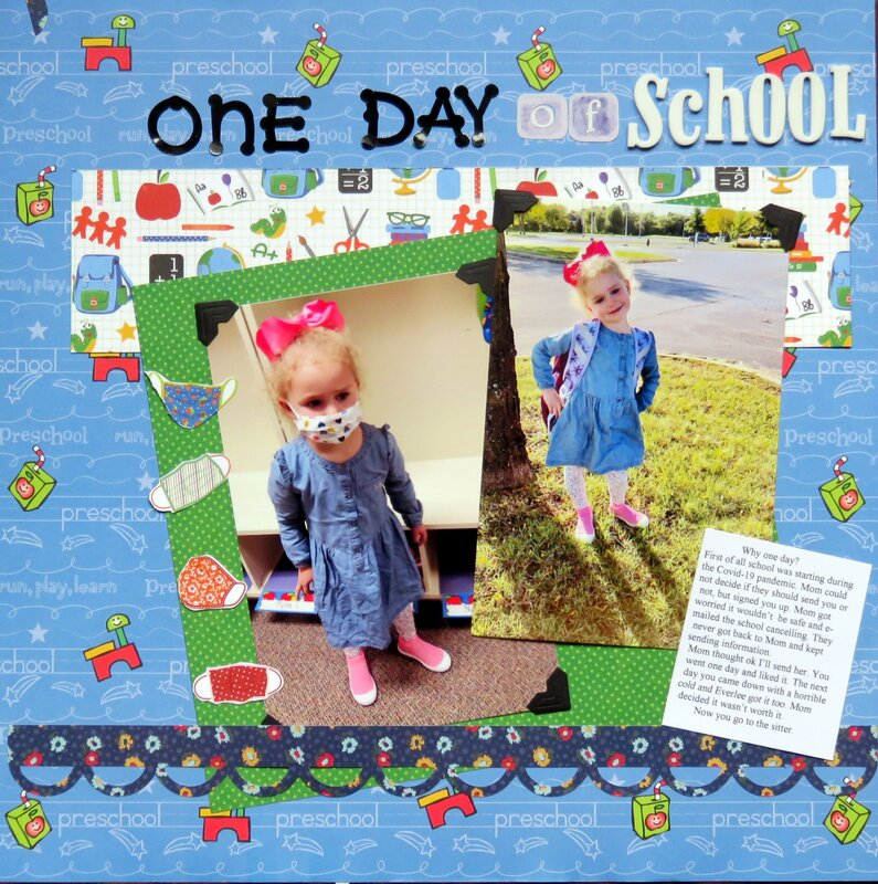 One Day of School