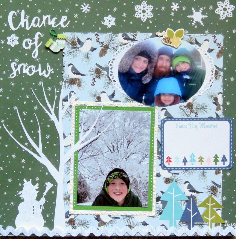 Chance of Snow