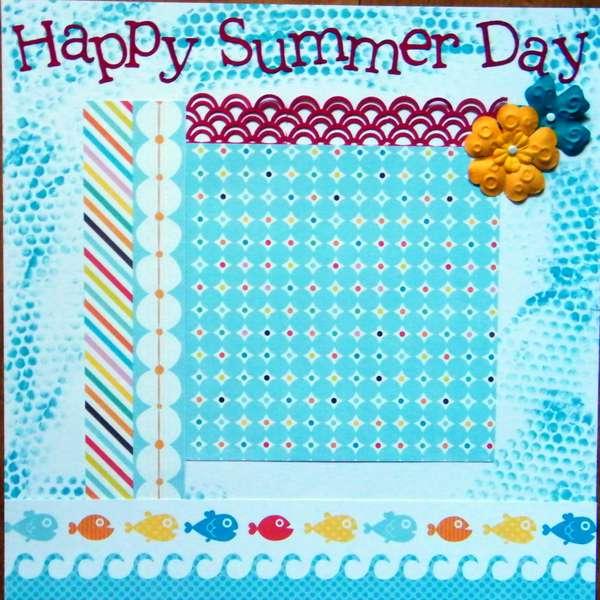 Happy Summer Day