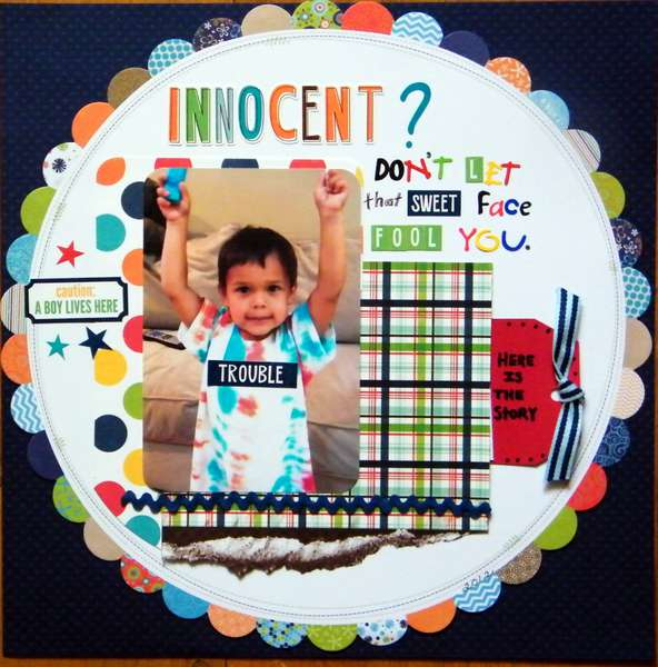 Innocent?