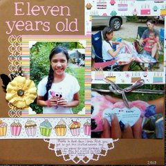 Eleven Years Old