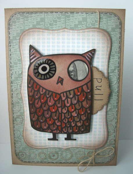 Owl Money Holders