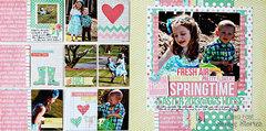 Hello Springtime | Simple Stories