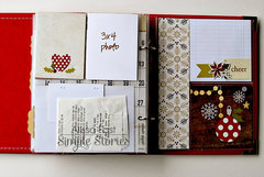 2014 Christmas Planner | Simple Stories