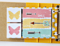 Hello Us 2014 Mini Book | Simple Stories SN@P! Pack