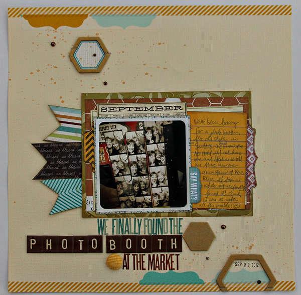 photo booth..COCOA DAISY OCT KIT