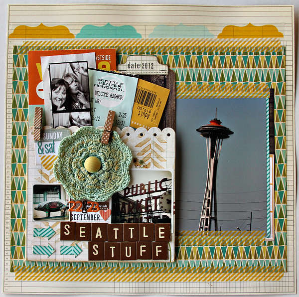 seattle stuff..COCOA DAISY OCT KIT