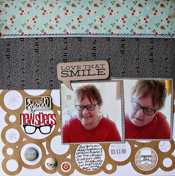 swell new specs...COCOA DAISY MAY KIT
