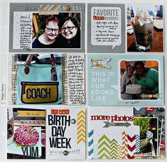 Life Documented Week 22 *Simple Stories*
