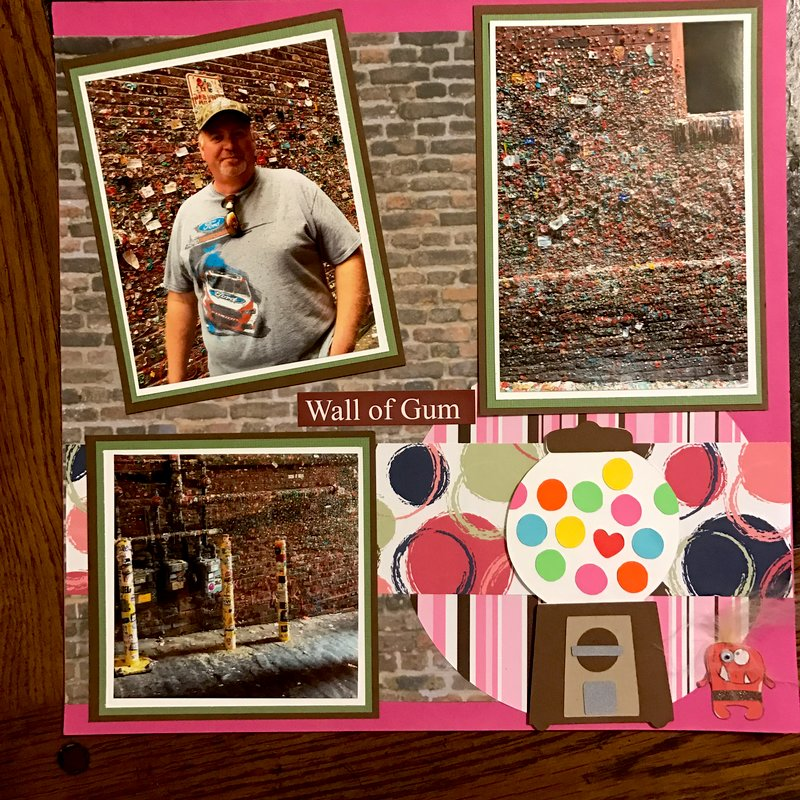 Gum Wall Layout