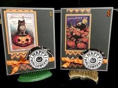 Tim Holtz Halloween Cards