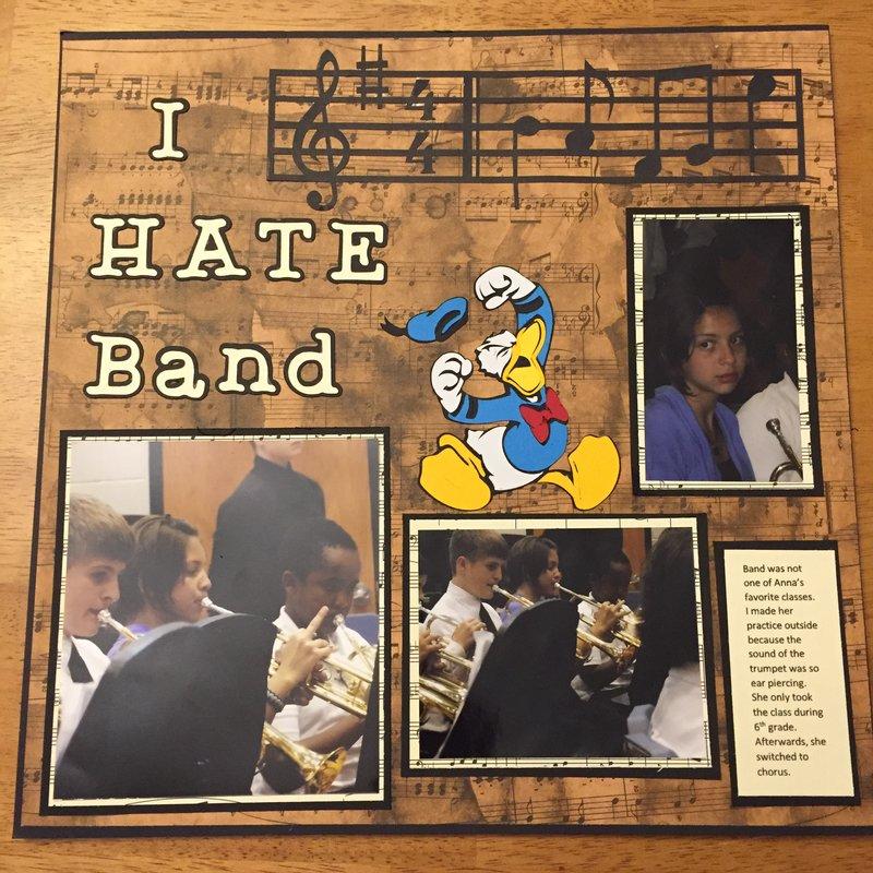 I HATE Band