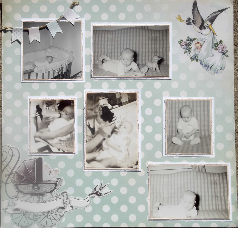 Baby Dad 1950s Layout Page 2