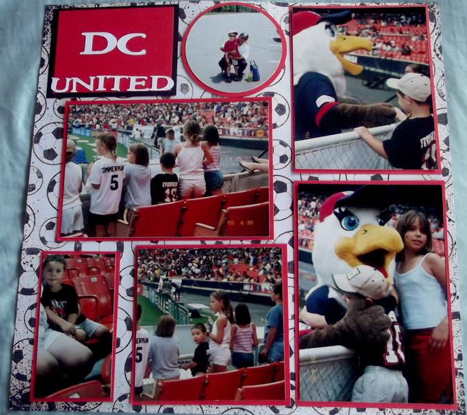 DC United Layout