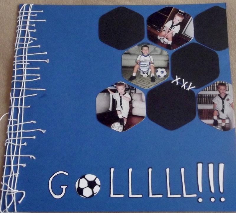 Gollllllllll!!!!! Soccer Layout