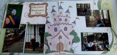 Maryland Renaissance Faire Layout